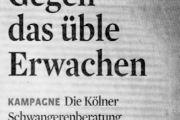 Kölner Stadt-Anzeiger: Gegen das üble Erwachen